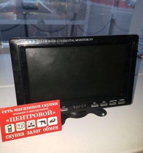Автомабильный телевизор
