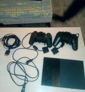 PlayStation 2 + 3 игры