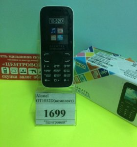 Alcatel OT1052D