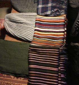 Шапки и шарфики