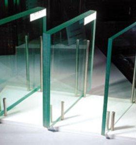 Изготовление Триплекса, Бронированные стекла