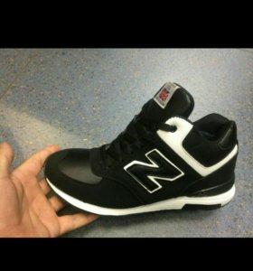 Новые кроссовки зимние с 43 по 45 размеры