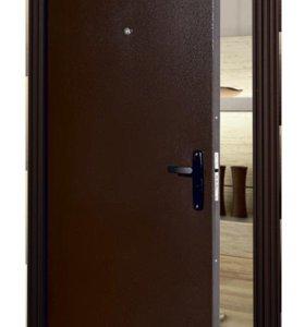 Двери металлические Эконом