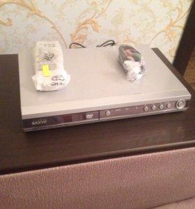 DVD Player Sanyo SL40