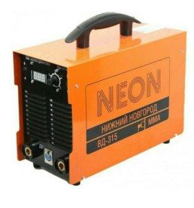 Сварочный аппарат NEON ВД 315 (с НАКС)