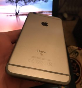 iPhone 6s Plus 64GB space grey
