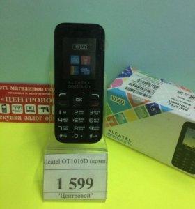 Alcatel OT1016D