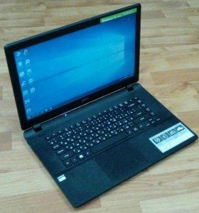 Новый Acer ES 15 учеба, работа, интернет, развлече