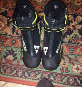 Ботинки Фишер для конькового хода 41 размер