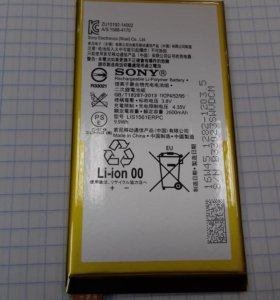 акб SONY D5803 Xperia Z3 Compact оригинал