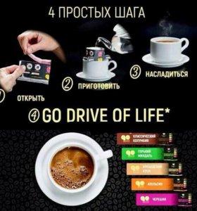 Кофе с грибом рейши!!!
