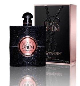 Парфюмерная вода YSL Black Opium 90 мл
