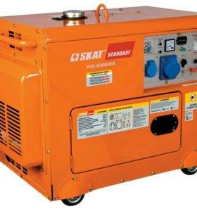 Дизельный генератор 5,3 кВт
