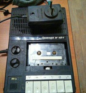 Магнитофон Легенда М404