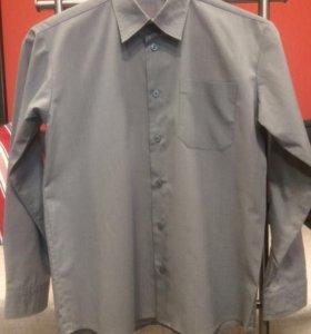 Рубашка 33/152 серая