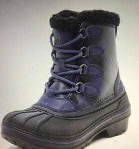 Новые ботинки CROCS