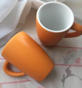 Кофейные чашки, 2шт.