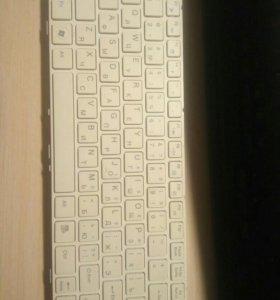 Клавиатура нетбук DNS
