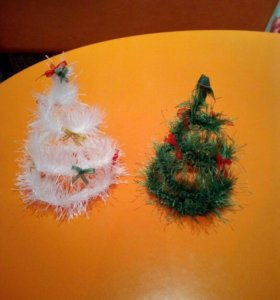 Новогодние елочки