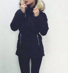 Куртка. М (42-44). Зимняя.