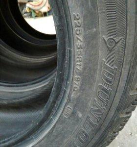 Резина Dunlop r17