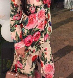 Костюм пижамный Dolce Gabbana