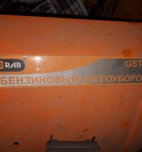 Снегоуборочник бензиновый Прораб GST 65EL