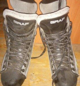 Хоккейные коньки Graff