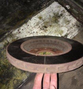Тормозные диски передние лансер 9