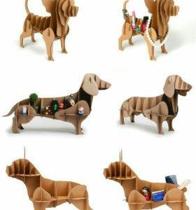 3D фигура,полки,подарок,декор из дерева,коробки