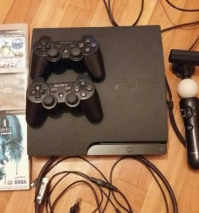 PlayStation 3 Sony CECH-3008B  320GB