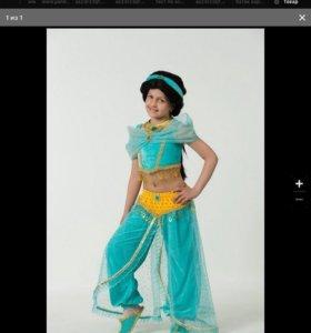 Новогодний костюм Жасмин-бархат