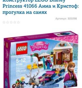 Новый набор Лего Дисней Принцесс