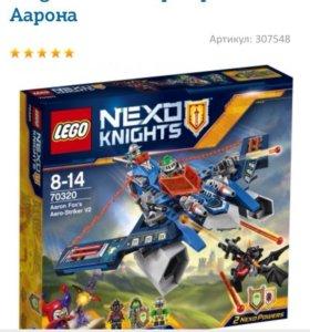 Новый набор Лего Нексо