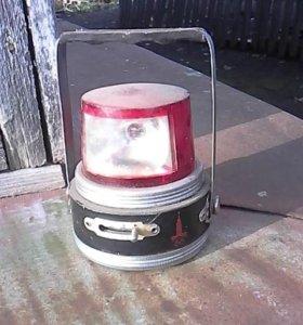 аварийный авто фонарь