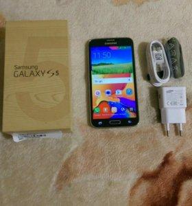 Samsung Galaxy S 5 Gold G900F