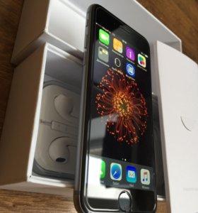 Айфон 6, 64 гигов, с рабочим Touch ID
