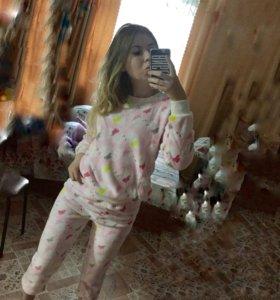 В наличие новые пижамы плюшевые