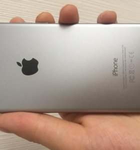 Айфон 6, 16 Гига с Touch ID Space Gray