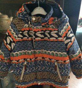 Куртка зимняя ( для мальчика)