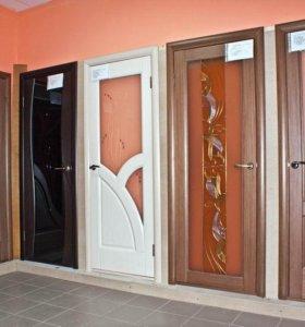 Межкомнатная ламинированная дверь Танго