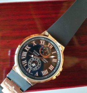 Кварцевые часы Ulysse Nardin Marine