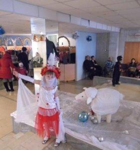 Новогодний, карнавальный костюм Шахерезада