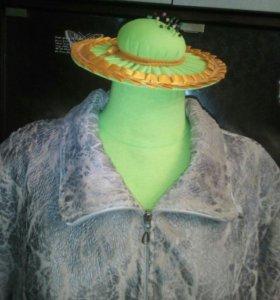 Продам куртку весна-осень б/у
