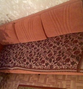 Диван + 2 кресла (можно отдельно)