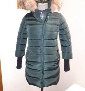 Куртка зимняя(пуховик)