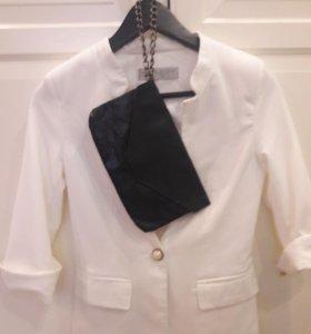пиджак+клатч