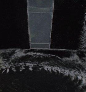 Меховые накидки в авто