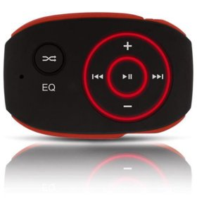 MP3 плеер texet T24 8гб с клипсой, 2 цвета