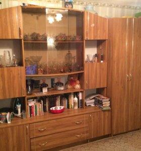 Горка и два шкафа